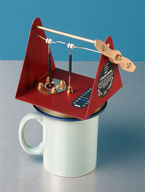 MM 1 Coffee Cup Stirling Engine   American Stirling Company