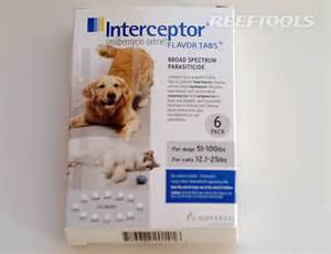 Here is a photo of the current packaging for Interceptor: