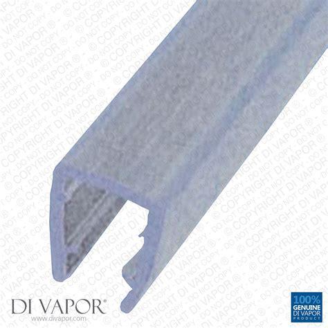 shower door threshold seal shower enclosure seal threshold gasket 4 6mm 8mm 10mm glass 85cm 2m 4 6mm 85cm
