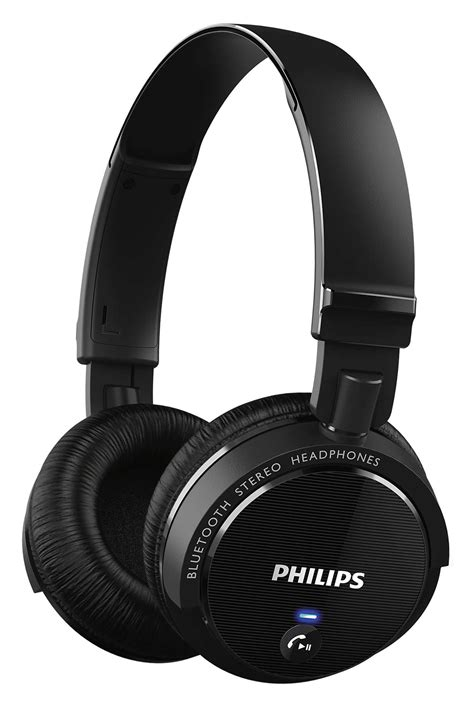 Headset Philips wireless bluetooth 174 headphones shb5500bk 27 philips
