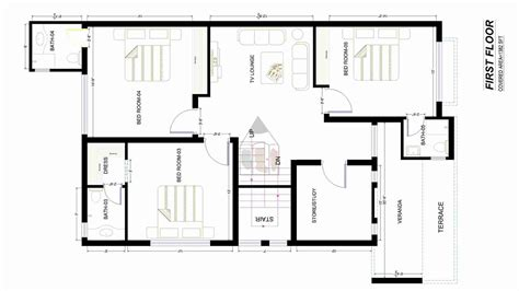 3 Marla House Design Story Beautiful 10 Marla House Plan As Its Layout Plan Is