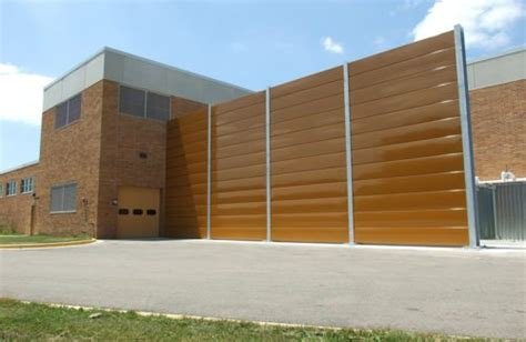 sound barrier walls acoustic barriers oneill
