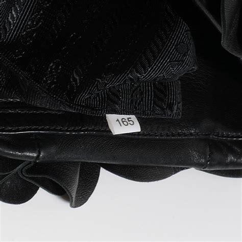 Prade Ruffle Bag prada nappa leather ruffle bag nero black 55884