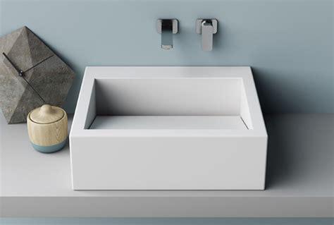 lavelle per lavanderia lavabo da appoggio in corian top lavabo in corian a