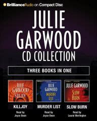 Killjoy Julie Garwood julie garwood cd collection killjoy murder list and burn by julie garwood various
