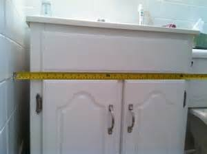 How To Fill Gap Between Cabinet And Wall Gap Between Vanity And Wall
