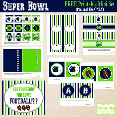 bowl 2015 team colors free bowl printable coordinates with seahawk s