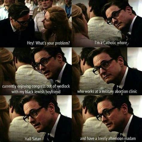 quotes film kingsman one of the best lines from the kingsman colin