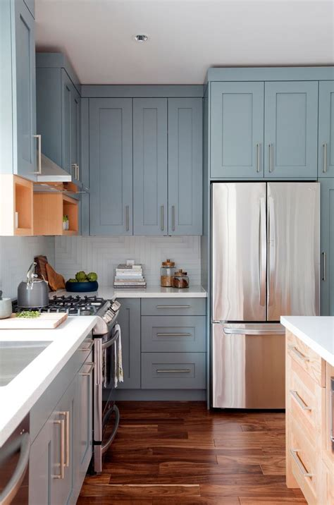 blue gray kitchen cabinets 25 best ideas about blue kitchen cabinets on