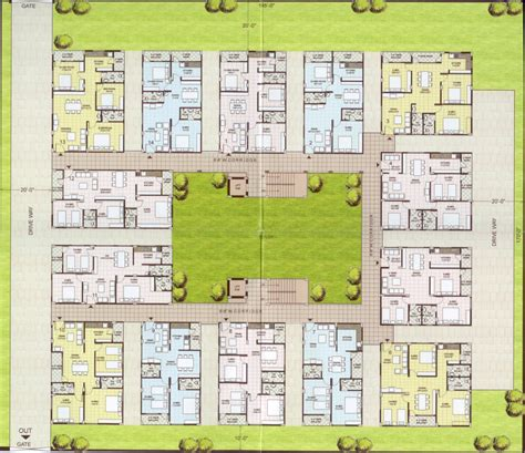 plan layout manjeera group properties manjeera group real estate in