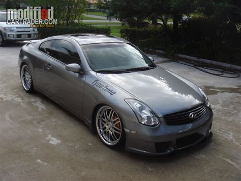 i have an 03 g35 coupe 6mt recently i depressed the photos 2003 infiniti g35 coupe 6mt procharged for sale