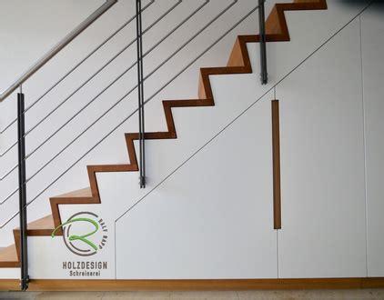 Treppe Lackieren Wie Oft by Garderobe Unter Treppe Schreinerei Holzdesign Rapp