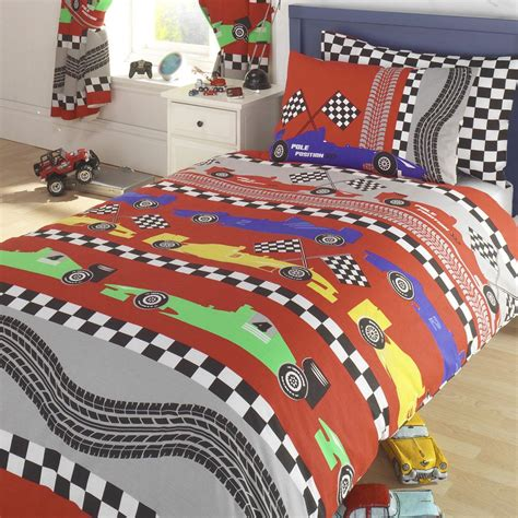 Quilt Covers For Boys by Boys Duvet Cover Bedding Sets Single New Free P P