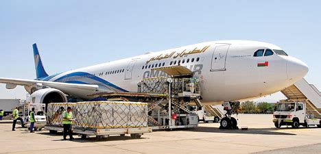 cargo management team oman air