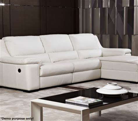 white genuine leather sofa white genuine leather sofa crazy sales