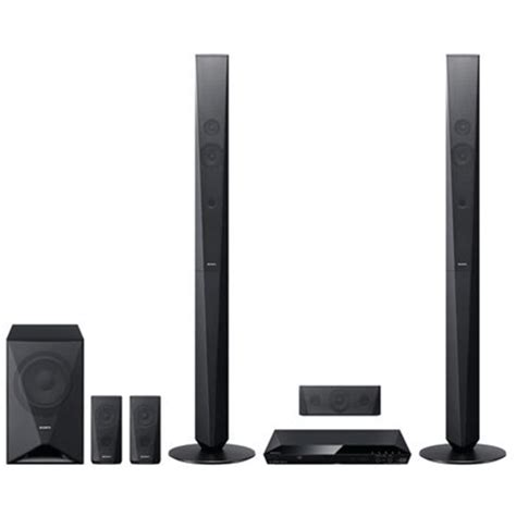 sony bdv  home theater system  channel jubba