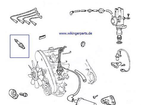 volvo v40 spark plugs volvo spark kit 270746 wikingerparts