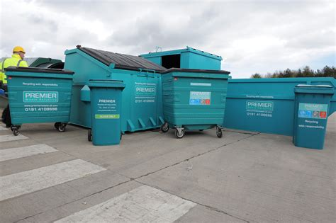 What Is A Trash Compactor Commercial Waste Amp Recycling Bins Premier Waste Recycling