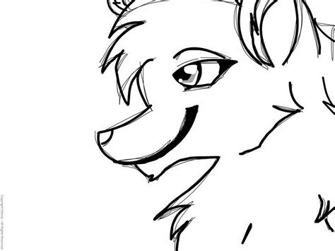 Free Anime Wolf Page Coloring Pages Anime Wolf Coloring Pages