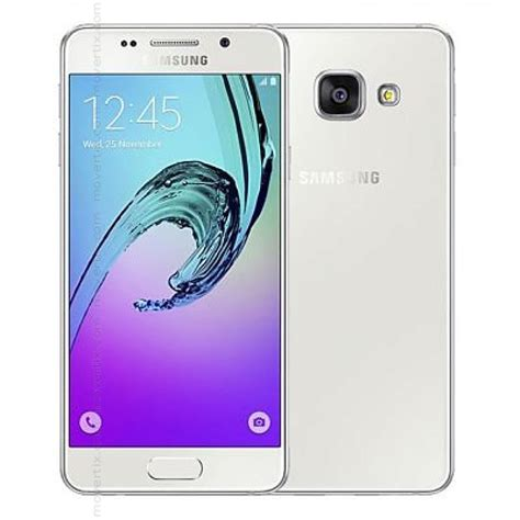Samsung A5 samsung galaxy a5 2016 white a510f 8806088140964 movertix mobile phones shop