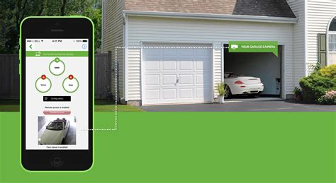 technology garage now your garage is smart enough to open the doors itself