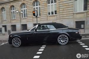 Rolls Royce Weight Rolls Royce Phantom Drophead Coup 233 Series Ii 22 December