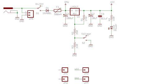 breadboard circuit schematic buildcircuit s breadboard power supply diy kit build circuit