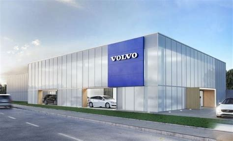 lookers to create 20 at new stockport volvo