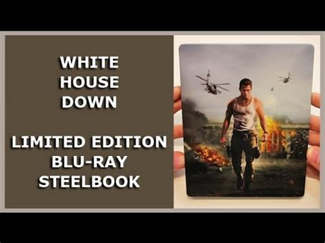 unboxing annie 2014 film version blu ray youtube white house down limited blu ray steelbook unboxing