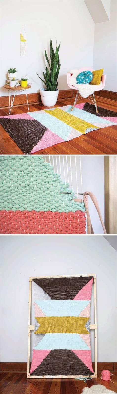 diy weave rug best 25 diy rugs ideas on rag rug diy diy crochet rag rug and rugs