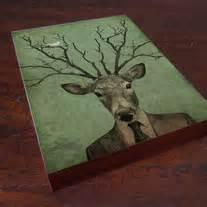 make your own luck wood block art print on storenvy
