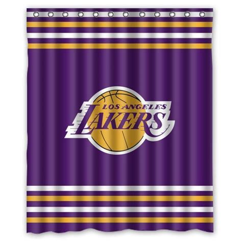 lakers curtains los angeles lakers shower curtains price compare