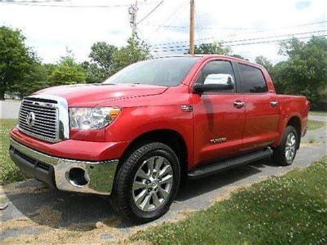 purchase used 2011 toyota tundra crew max limited