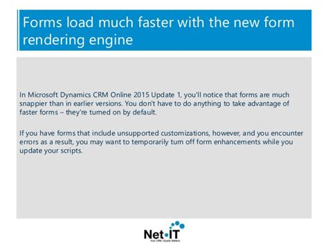 whats new in crm 2015 update 1 dynamics crm 2015 update 1 what s new in crm 2015 update 1