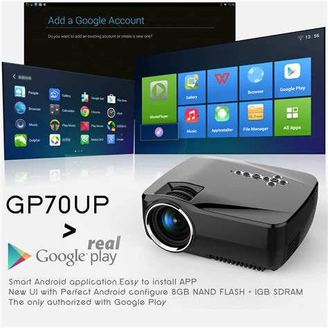 Android Projector by Gp70up Android Projector