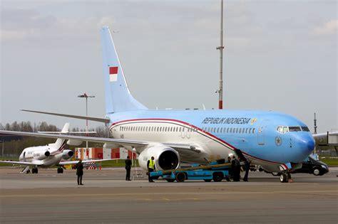 Air Sekarang presidential aircraft