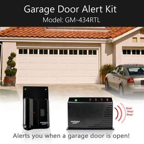 Long Range Functionality Allows The Sensor To Signal The Garage Door Sensor Blinking
