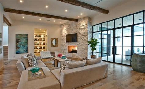 wohnzimmer landhausstil modern wohnzimmer im landhausstil rustikale einrichtung ideen