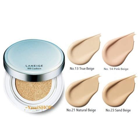 Harga Laneige Bb Cushion Refill laneige bb cushion pore compact set 1 refill