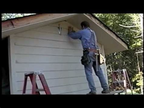 Installing Hardie Board Floor by Install Hardie Plank Cement Siding With Hearty Hangers