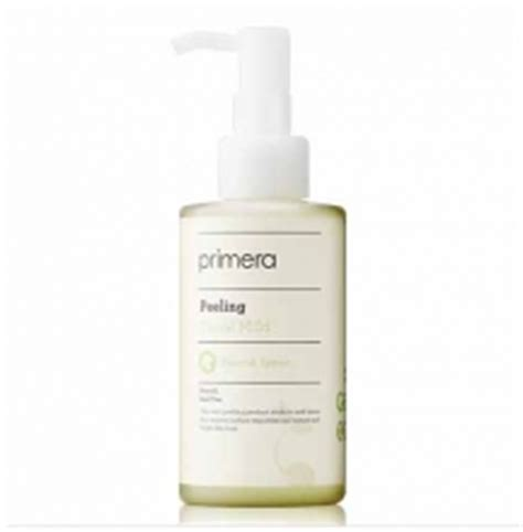 Primera Mild Peeling 150ml box korea skinfood black sugar essential