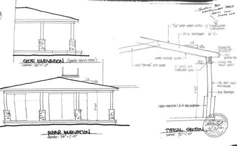 covered patio covered patio building plans