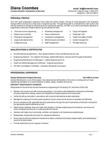 Computer Skills Resume Example Template