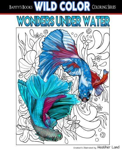 mounts 5 coloring book volume 5 books wonders water coloring book color