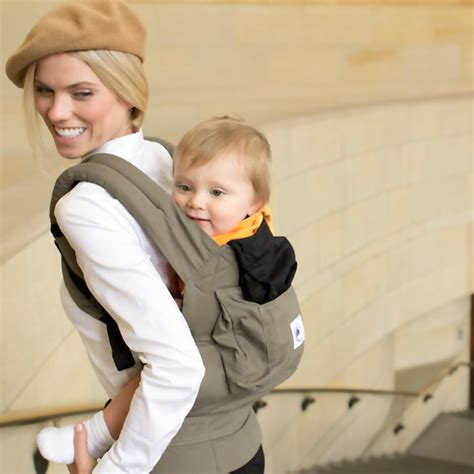 9in1 Ultimate Baby Carrier Gray Purple ergobaby original baby carriers canada