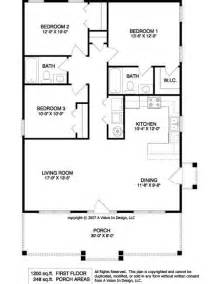 small rectangular house plans simple rectangular house plans with 2 bathrooms and garage