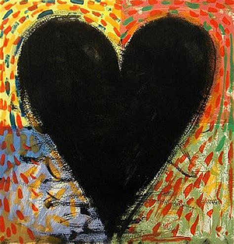 art & artists: jim dine iii – hearts