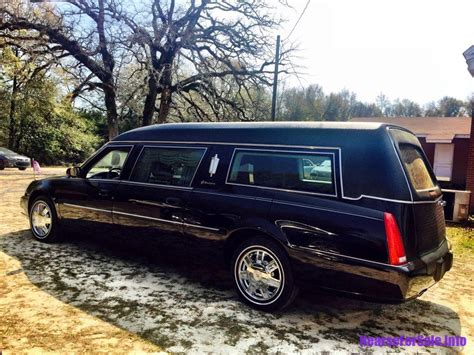2008 cadillac for sale 2008 cadillac hearse hearse for sale