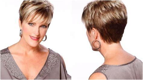 50s hairstyle research short hairstyles for women over 50 round face trend