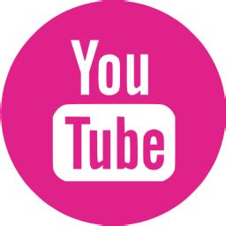 barbie pink youtube  icon  barbie pink site logo icons